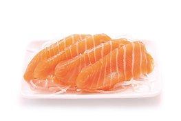 Zalm sashimi 100gr.
