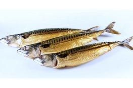 Gerookte makreel per stuk