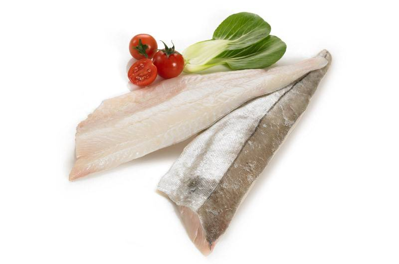 Verse schelvisfilet kun u vanaf 100 gram bestellen