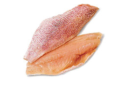 Red snapper filet 300-400 gr.