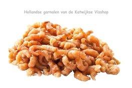 Hollandse garnalen per 100 gr.