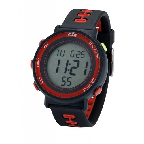 Gill  starthorloge Race watch zwart