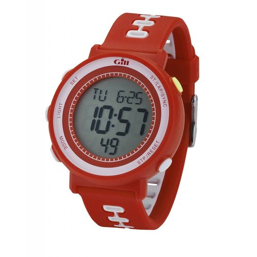 Gill  starthorloge Race Watch rood