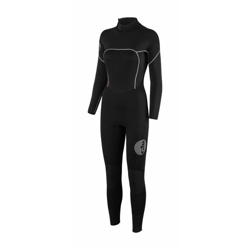 Gill  steamer thermo skin dames suit 5mm