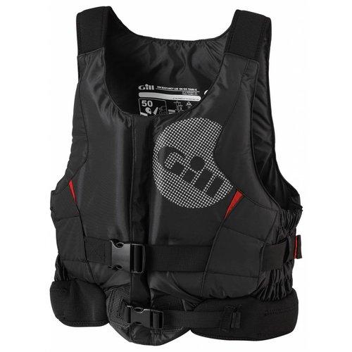 Gill  pro racer front zwemvest zwart