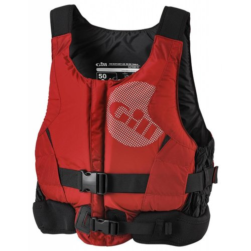 Gill  pro racer front zwemvest rood