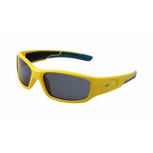 Gill  zonnebril Squad junior geel