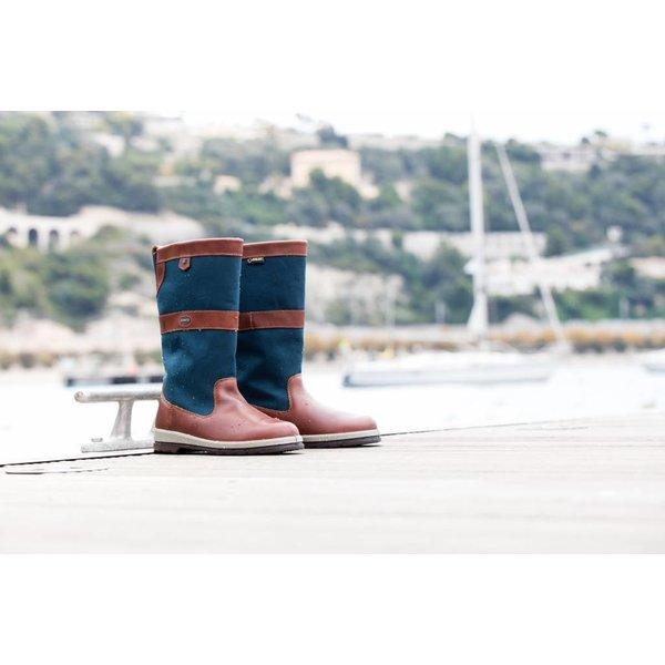 bootlaars Shamrock navy-brown