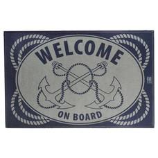 Marine business Anchors deurmat