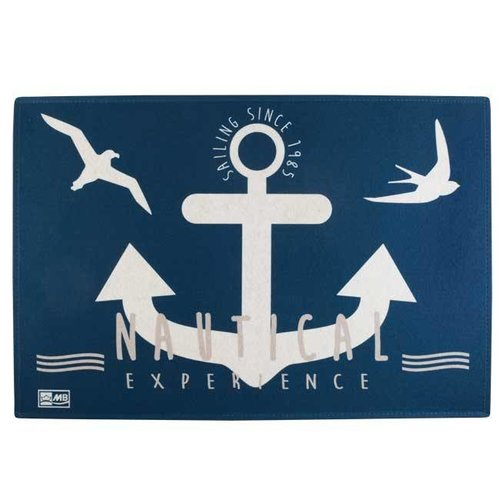 Marine business Nautical experience mat