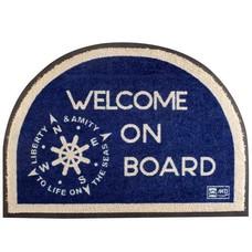 Marine business WOB deurmat