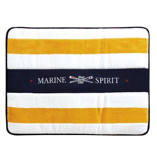 Marine business Stripe badmat