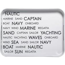 Marine business Sea dienblad