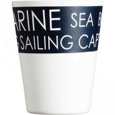 Marine business Sea waterglas