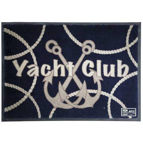 Marine business Yachtclub deurmat