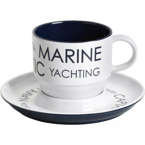 Marine business Sea kop & schotel