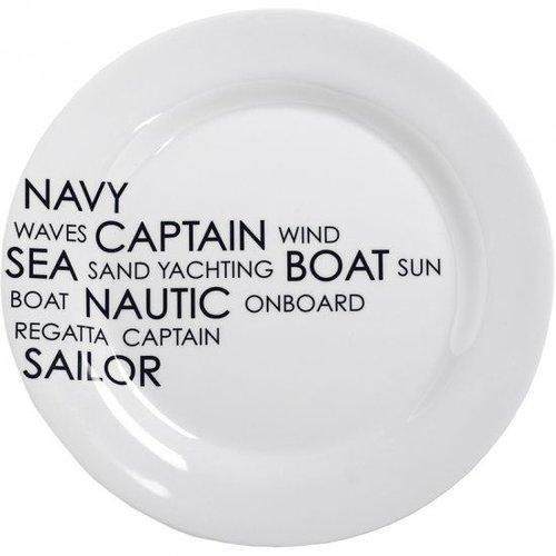 Marine business Sea dinerbord