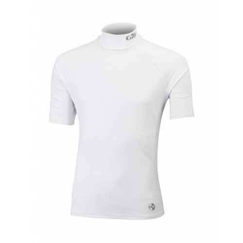 Gill  lycra shirt junior wit