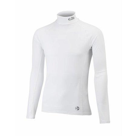Gill  lycra shirt junior wit