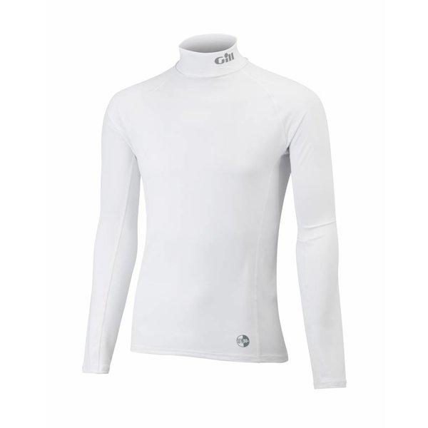 lycra shirt junior wit