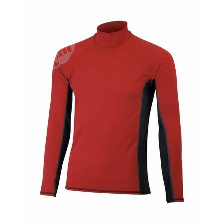 Gill  lycra shirt junior rood
