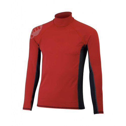 Gill  lycra shirt junior rood