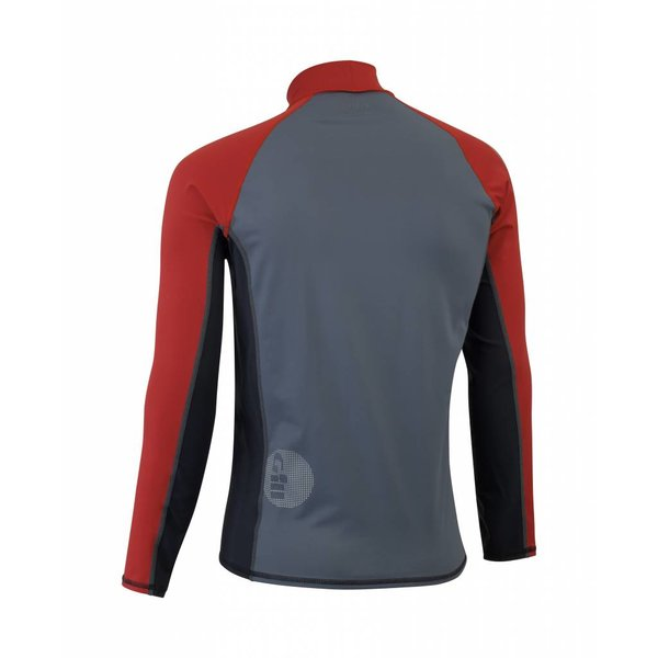 lycra shirt junior rood