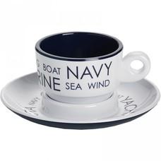 Marine business Sea espressokop