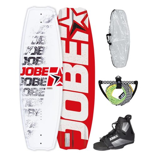 Jobe  Logo series wakeboard rood