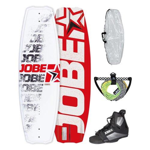 Jobe Sports Logo series wakeboard rood