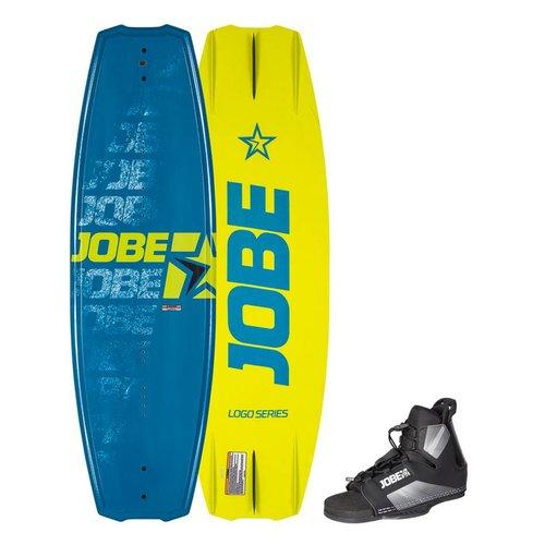 Jobe Sports Logo wakeboard series blauw