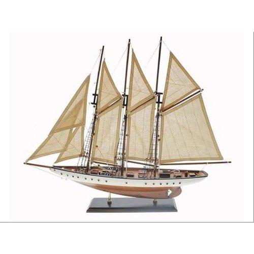 Flyer gifts Modelboot Driemaster