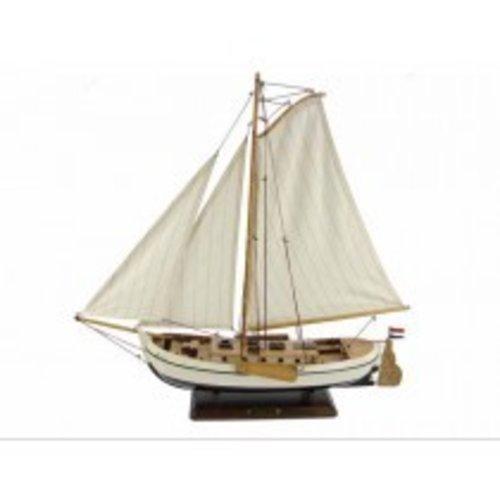 Flyer gifts Modelboot Lemsteraak