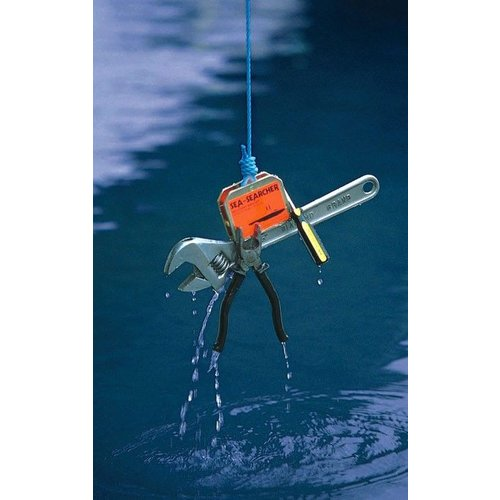 Flyer gifts magneet Sea searcher