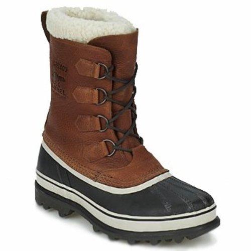 Sorel snowboot Caribou heren bruin