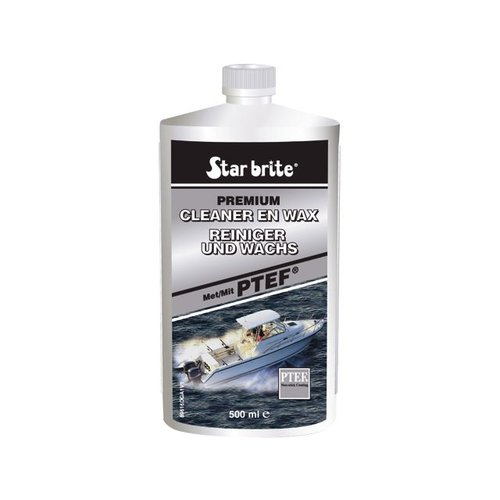 Starbrite cleaner & wax met PTEF®