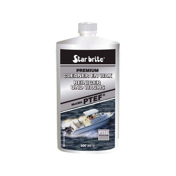 cleaner & wax met PTEF®