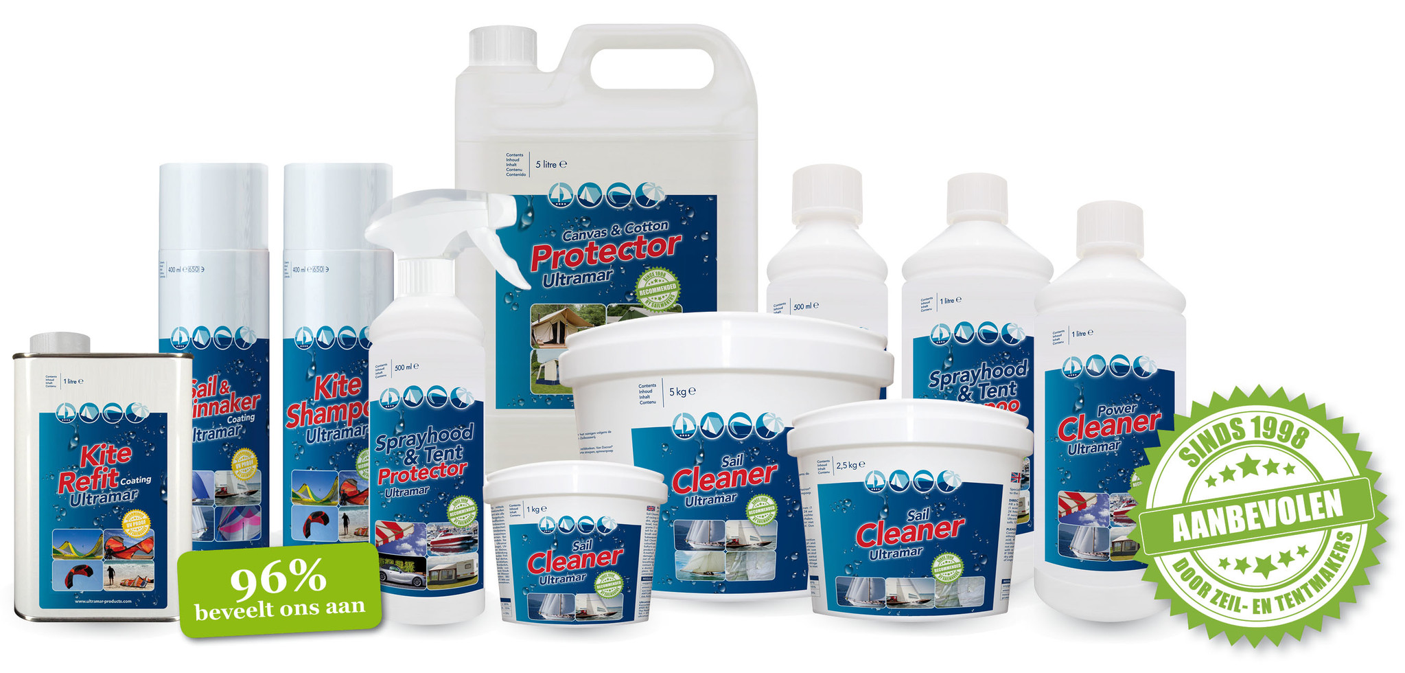 ultramar schoonmaakproducten