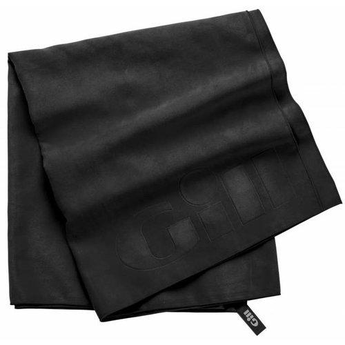 Gill  handdoek Quick Dry Towel zwart