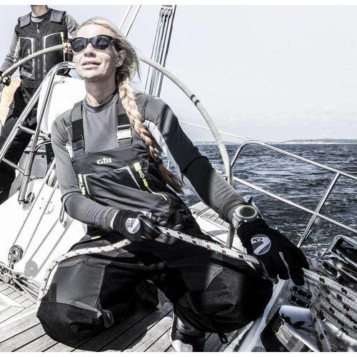 Gill  zeilbroek OS1 dames Offshore graphite