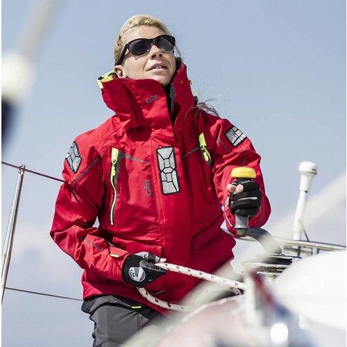 Gill  zeiljack OS1 dames Offshore rood