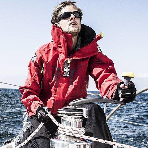 Gill  zeiljack OS1 Offshore rood