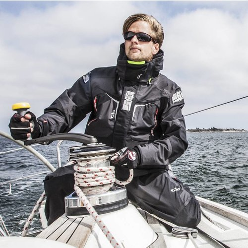 Gill  zeiljack OS2 offshore zwart