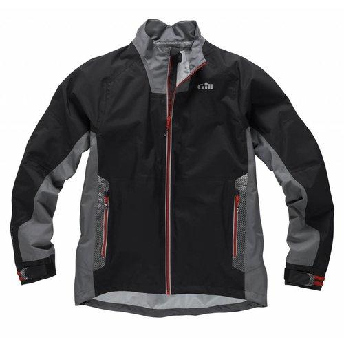 Gill  zeiljack RS Race jacket zwart