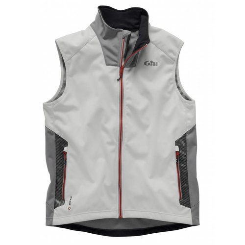 Gill  softshell bodywarmer RS Race grijs