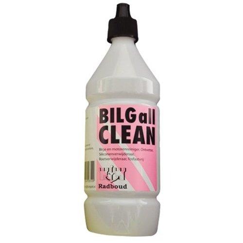 Radboud Bilge all clean