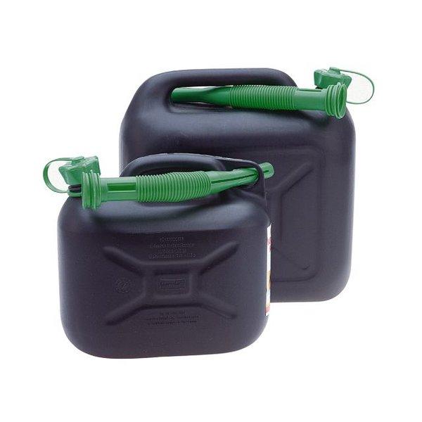 brandstoftank benzine en diesel