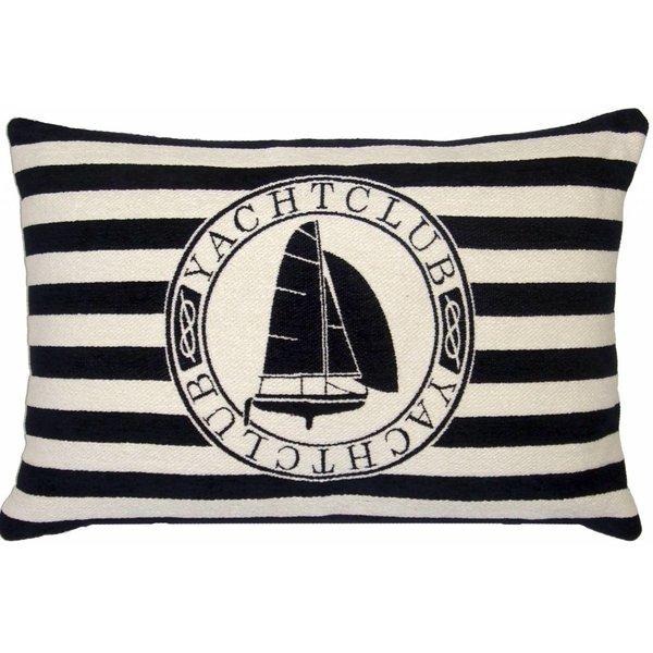 bootkussen club Yacht 45x65