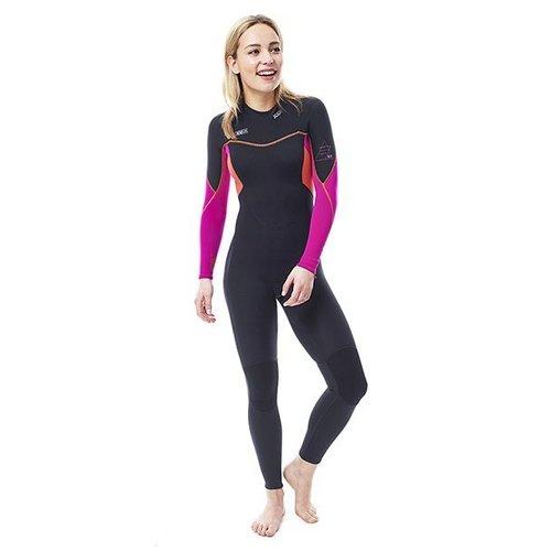 Jobe  wetsuit dames Sofia pink 3mm.