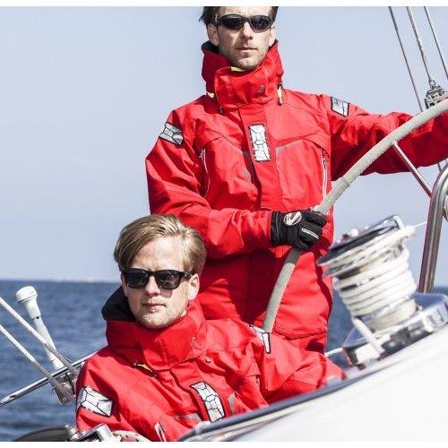 Gill  zeiljack OS2 offshore heren rood